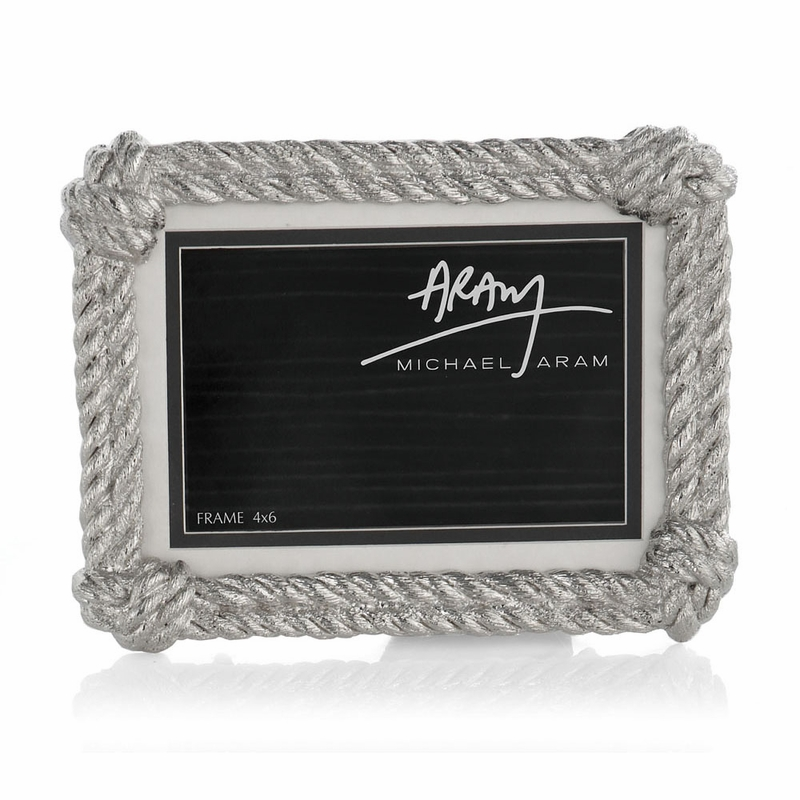 Rope convertible photo frame by michael aram Rope photo frame