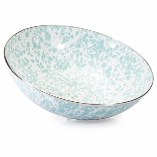 Seaglass Catering Bowl by Golden Rabbit