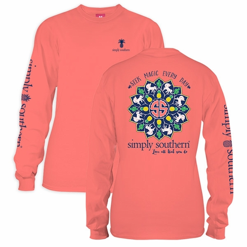 c7be3149654 Simply Southern Long Sleeve Tees
