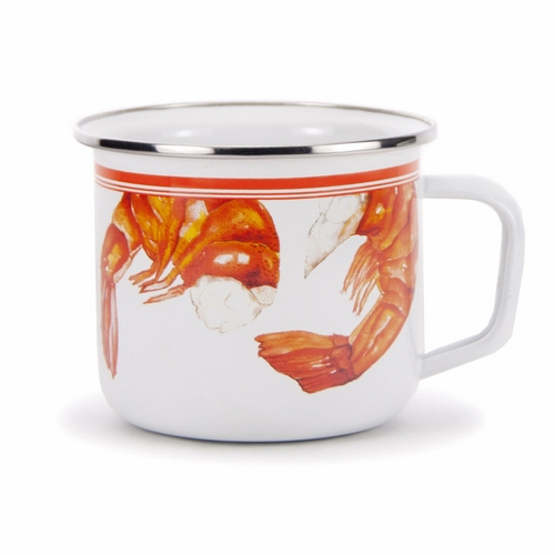 Shrimp Grande Mug by Golden Rabbit