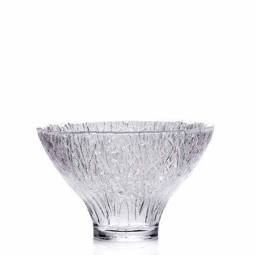 Silver Lake Centerpiece Bowl by Simon Pearce
