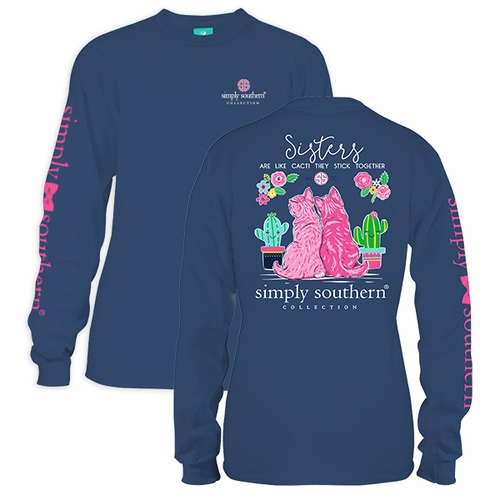 a4008a47ef1 Simply Southern Long Sleeve Tees