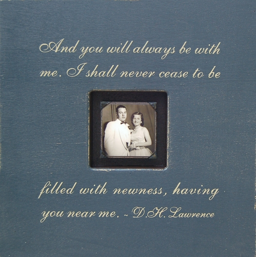 Slate And You Will Always Photobox by Sugarboo Designs