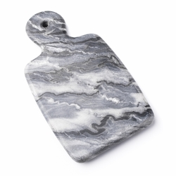 Small Grey Marble Board by Simon Pearce