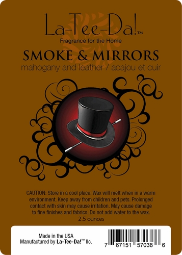 Smoke & Mirrors Magic Melt by La Tee Da
