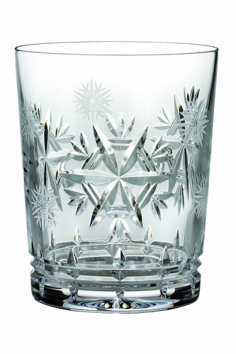 Snowflake Wishes Health Double Old Fashioned by Waterford