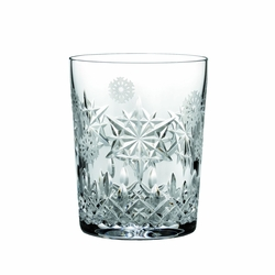 Snowflake Wishes Joy Double Old Fashioned by Waterford