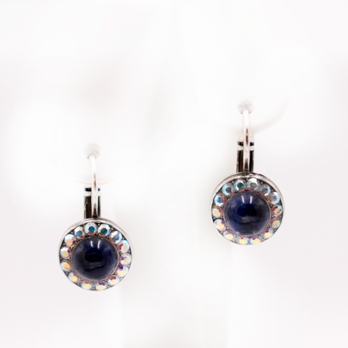 Sophia Mood Indigo Earrings by Mariana Jewelry