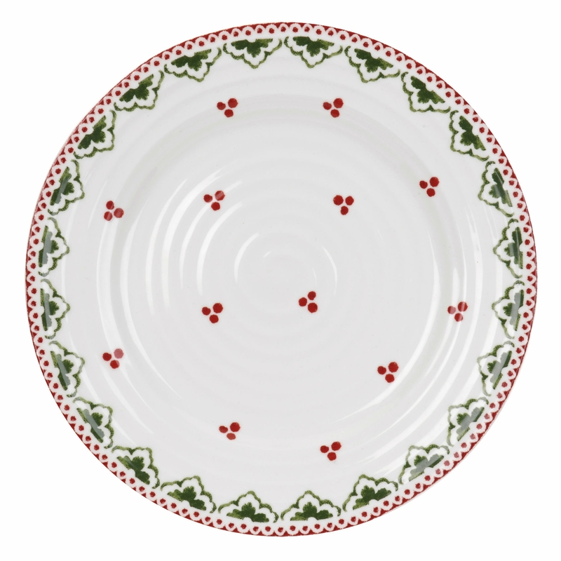 Sophie Conran Christmas Set of 4 Salad Plates (Assorted Motifs) by Portmeirion  sc 1 st  The L& Stand & Sophie Conran Christmas Set of 4 Salad Plates (Assorted Motifs) by ...
