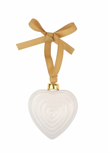 Sophie Conran Hanging Heart Ceramic Ornament by Portmeirion