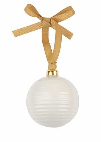 Sophie Conran Hanging Sphere Ceramic Ornament by Portmeirion