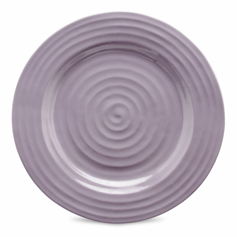 Sophie Conran Mulberry Set Of 4 Dinner Plates By Portmeirion