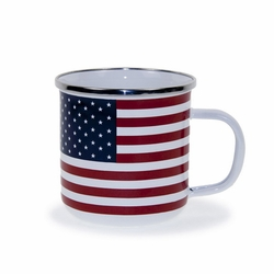 Stars & Stripes Child Mug by Golden Rabbit