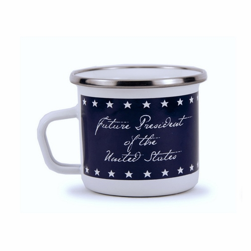 Stars & Stripes President Child Mug by Golden Rabbit