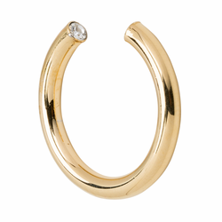 Stella Valle April Gold Ring - fits size 6,7,8