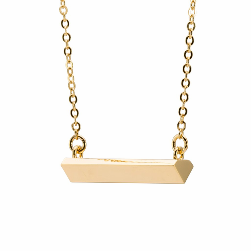 Stella Valle Diamond Gold Necklace