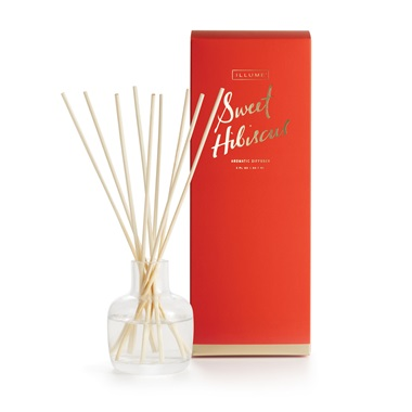 Sweet Hibiscus Diffuser by Illume Candle