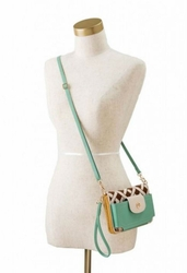 Teal Crossbody Strap by Spartina 449