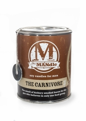 The Carnivore 15 oz. Paint Can MANdle by Eco Candle Co.