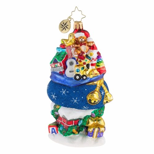 Too Much Stuff! Ornament by Christopher Radko