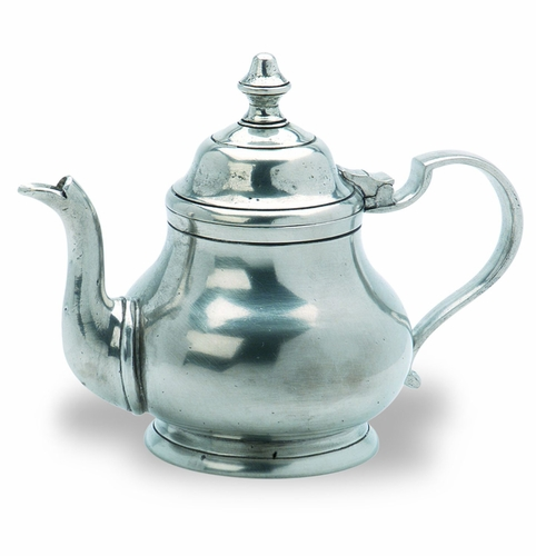 Traditional Teapot by Match Pewter