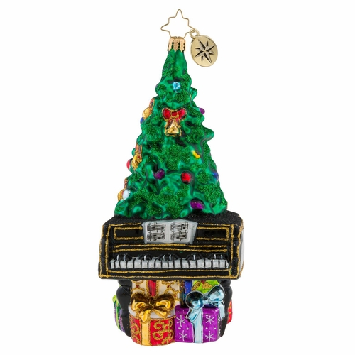 Treetop Concerto Ornament by Christopher Radko