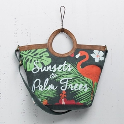 Tropical Bliss Tote by Mona B