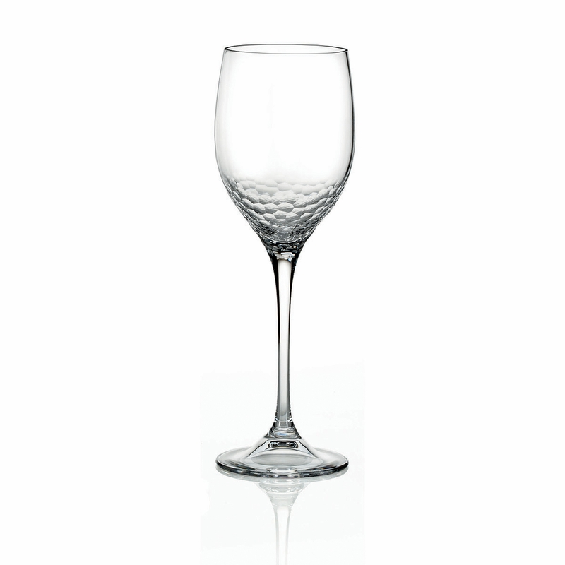 Vera wang sequin wine glass by wedgwood - Wedgwood crystal wine glasses ...