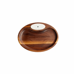 Walnut Tidbit Dish - Nora Fleming
