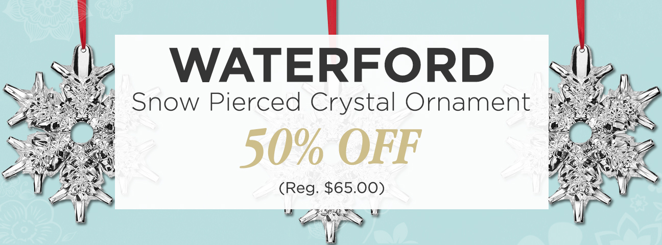 Waterford Crystal & Fine China