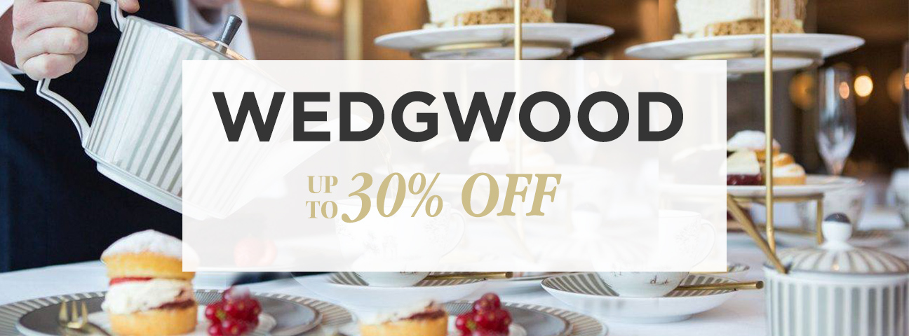 Wedgwood Dinnerware & Decor