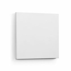 White Finish Dimensional Memo Board - Embellish Your Story