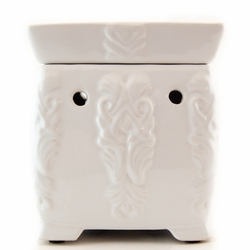 White Grandeur Radiant Fragrance Warmer