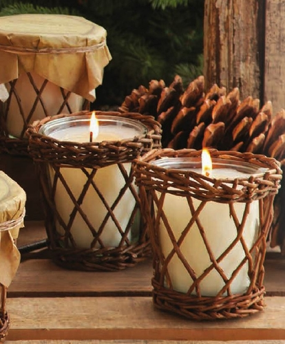 Willow Candle 2-Pack by Park Hill Collection