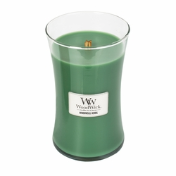 Windowsill Herbs WoodWick Candle 22 oz.