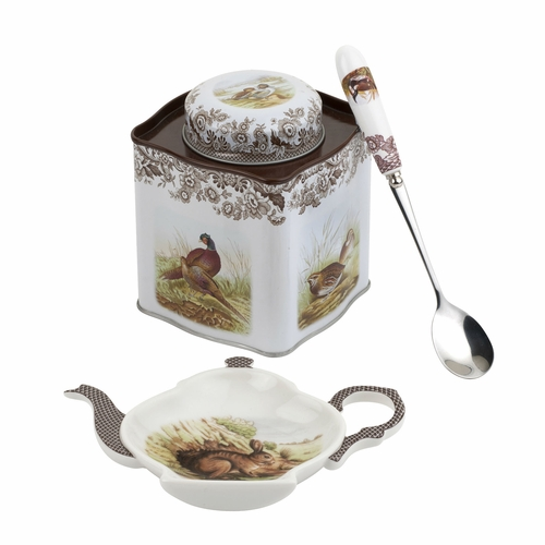 Woodland 3-Piece Tea Set by Pimpernel