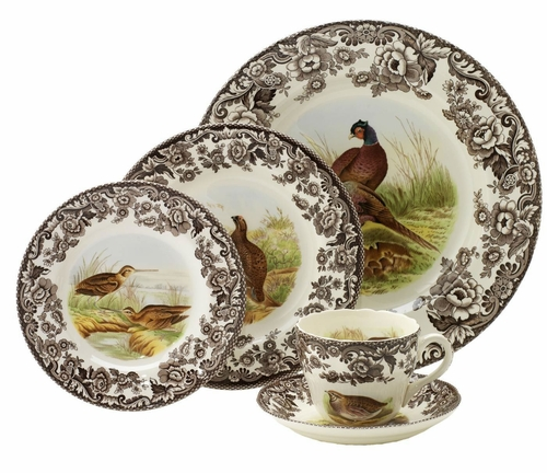Woodland 5-Piece Place Setting by Spode