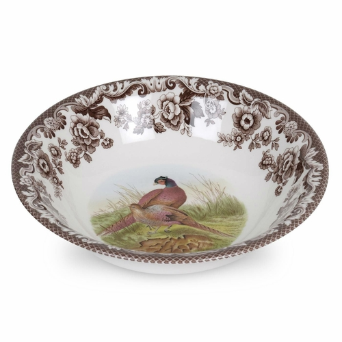 Woodland Pheasant Ascot Cereal Bowl by Spode