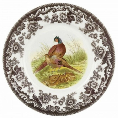 Woodland Pheasant Luncheon Plate by Spode