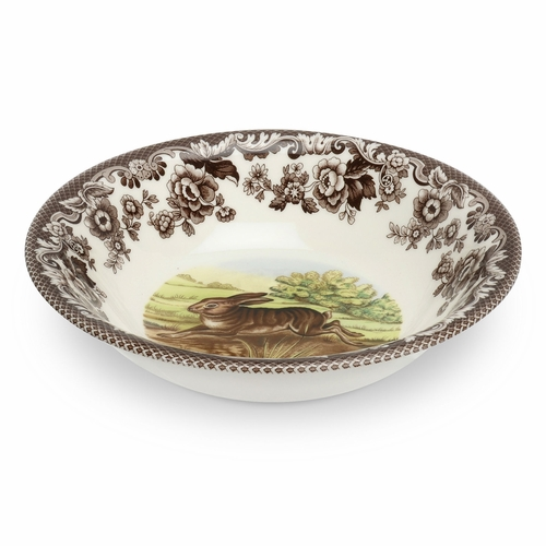 Woodland Rabbit Ascot Cereal Bowl by Spode