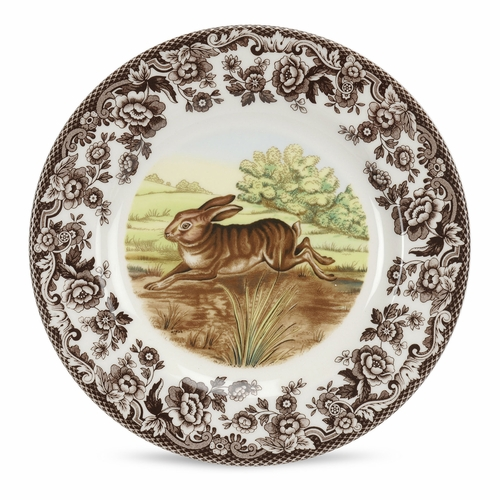 Woodland Rabbit Salad Plate by Spode