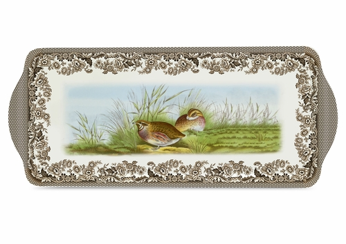 Woodland Sandwich Tray by Pimpernel