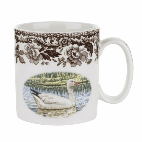 Woodland Snow Goose Mug by Spode