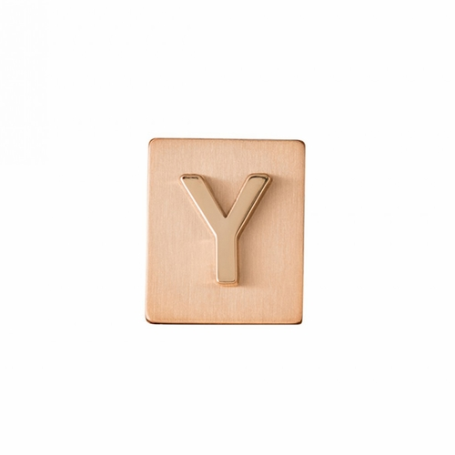 """""""Y"""" AKA Monogram Letter & Icon Spacer by Spartina 449"""