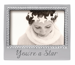 """You're A Star"" 4 x 6 Frame by Mariposa"