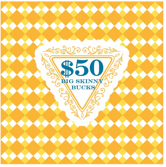 $50 Big Skinny eGift Card