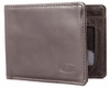 Leather Hybrid Bi-Fold Compact Sports Wallet