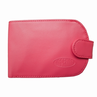 Leather Taxicat Bi-Fold Wallet