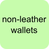Non Leather Wallets
