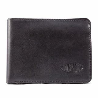RFID Blocking Leather Bi-fold